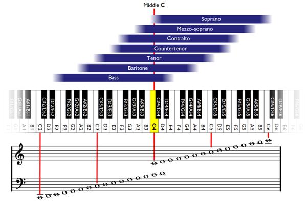 Is F2-C5 a good range and am I a low tenor? - Quora