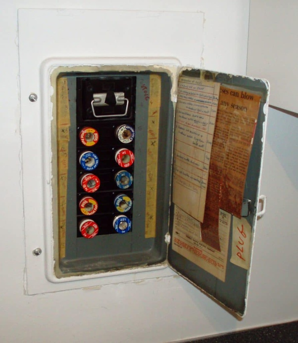 Where is the fuse box most likely located in my house? - QuoraQuora
