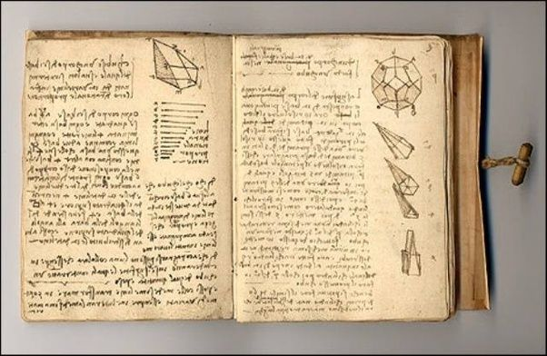 Leonardo DA Vinci Was A Spectacular Painter, Sculptor, Musician, Inventor,  Etc., But There Was Another Peculiar Art He Was Master; It Was His Mirror  Writing ...  Leonardo Da Vinci Resume
