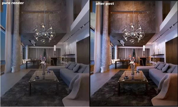 Awesome 3d Interior Renderings: V-ray Vs Cycles For Blender: Which Is Better?
