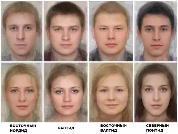 do most russians have a hair color that is not black do