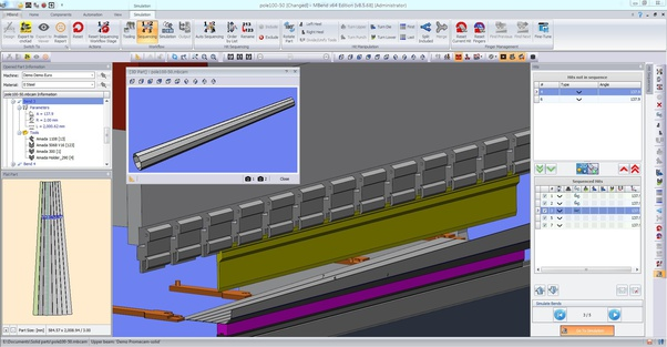 What Are The Best Software For A Metal Bending Simulation Quora