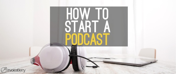 how to start a podcast on soundcloud