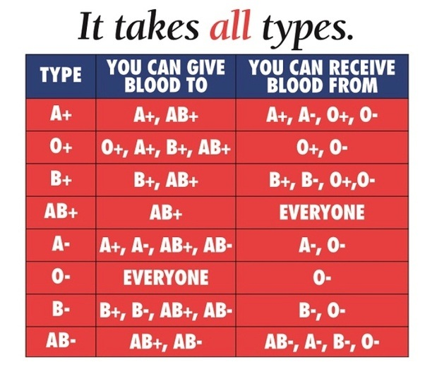 BLOOD GROUPS COMPATIBILITY EPUB