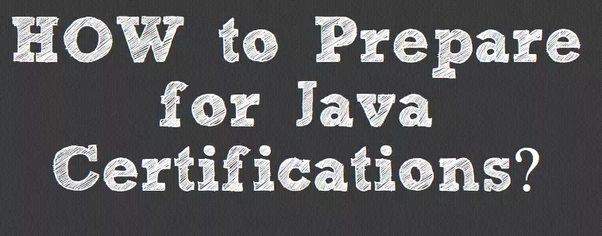 What are the best core java certifications? - Quora
