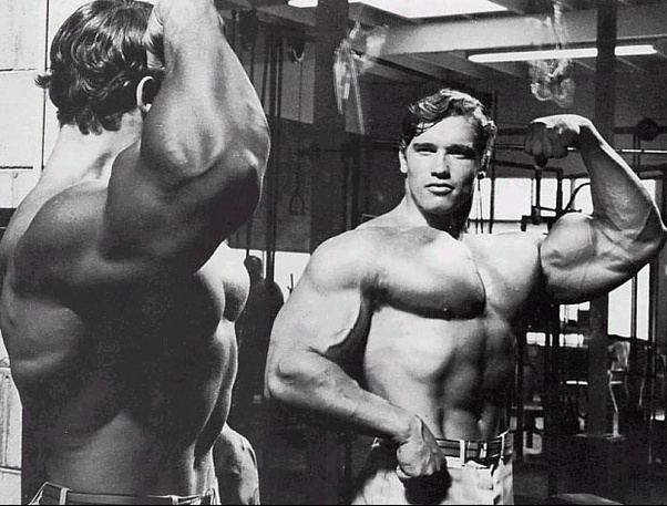Did arnold schwarzenegger do cardio exercise quora way to burn extra calories and work my heart in shorter more efficient workouts these days i combine cardio and weight training in the same session malvernweather Gallery