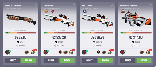 What are the cheapest places to buy CS GO Skins at? - Quora