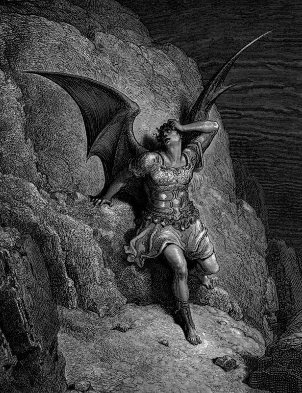 rebellion in paradise lost In attempting to situate paradise lost in its political the problem is that satan is primarily identified as a force of rebellion against god, and paradise lost.
