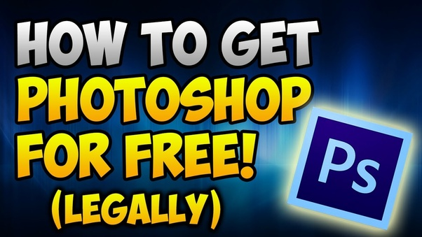 Can Adobe Photoshop be found on the internet for free? - Quora