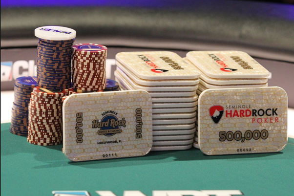 casino cash chips