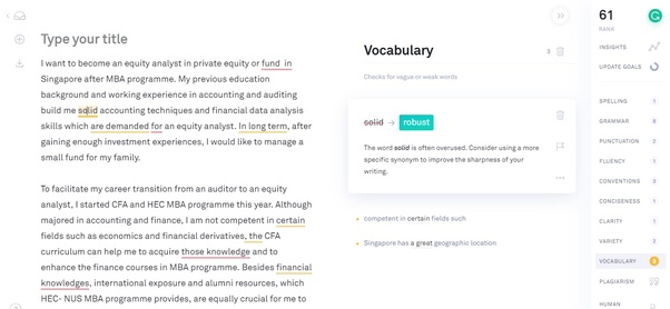 How would you rate Grammarly? Why? - Quora