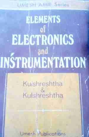 And electronic ebook and by electrical measurements instrumentation a.k.sawhney