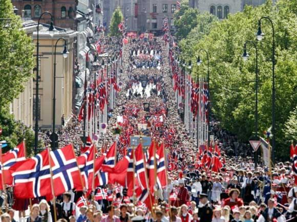 Image result for nationalist riots in Norway