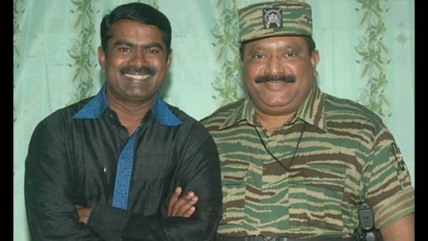 Did Seeman really meet LTTE Chief Prabhakaran? - Quora