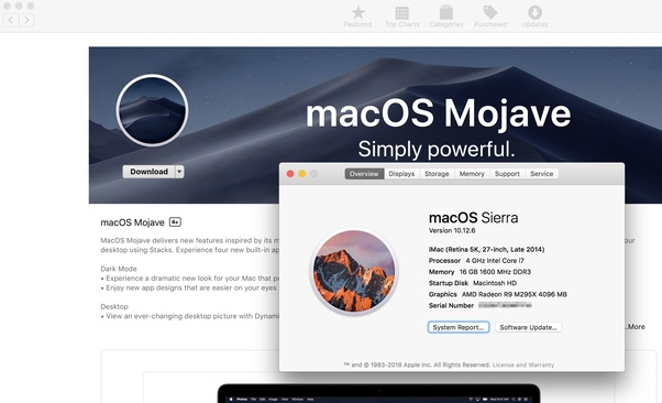Can I update to macOS Mojave directly from Sierra, or should