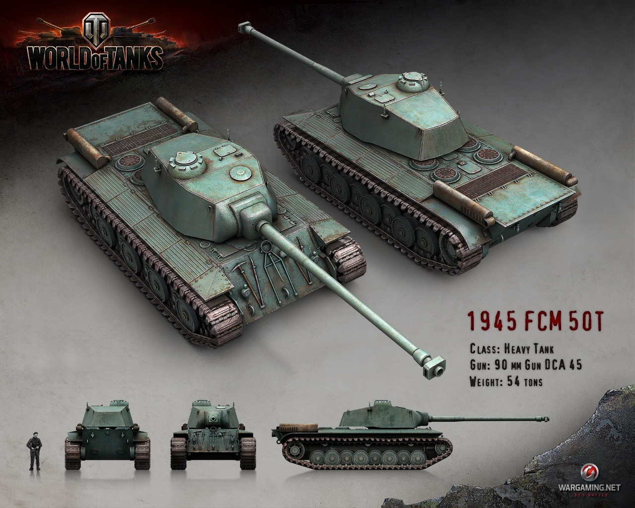 Which is the best tank in Tier 8 in WoT? - Quora