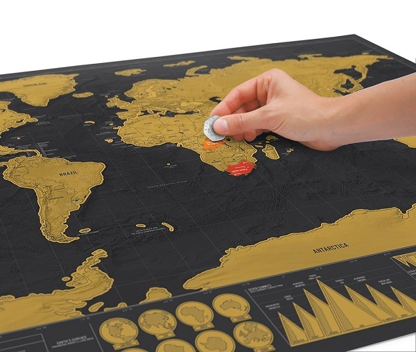 What is a large scale map? - Quora