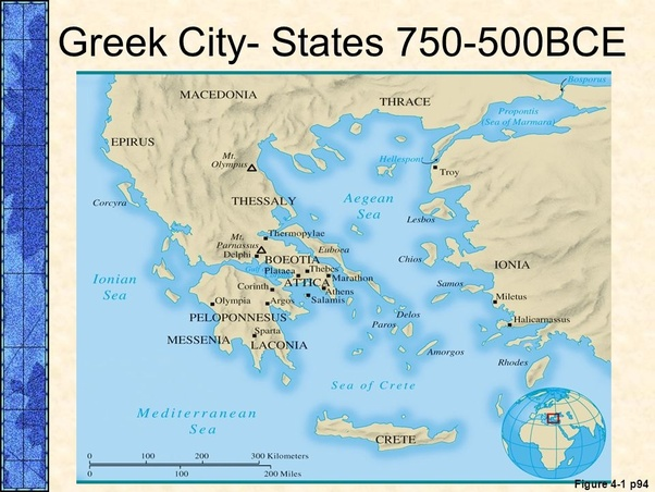 What Were The 2 Most Important Ancient Greek City States