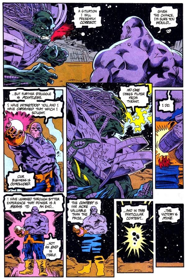 Can Victor Von Doom defeat Thanos? - Quora