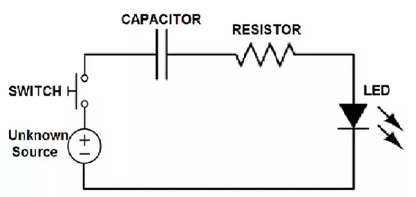how can we know supply lines in ac or dc