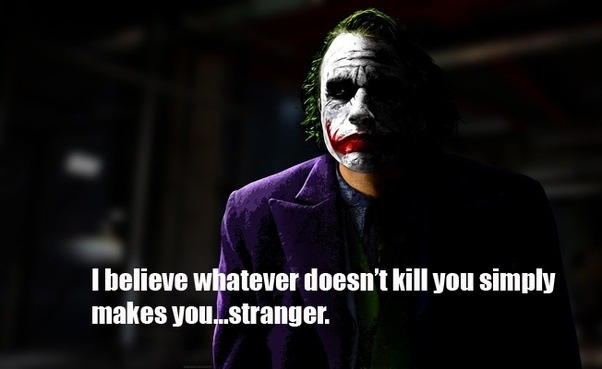 Joker Best Dialogues 10 Best Joker Quotes From The Dark Knight