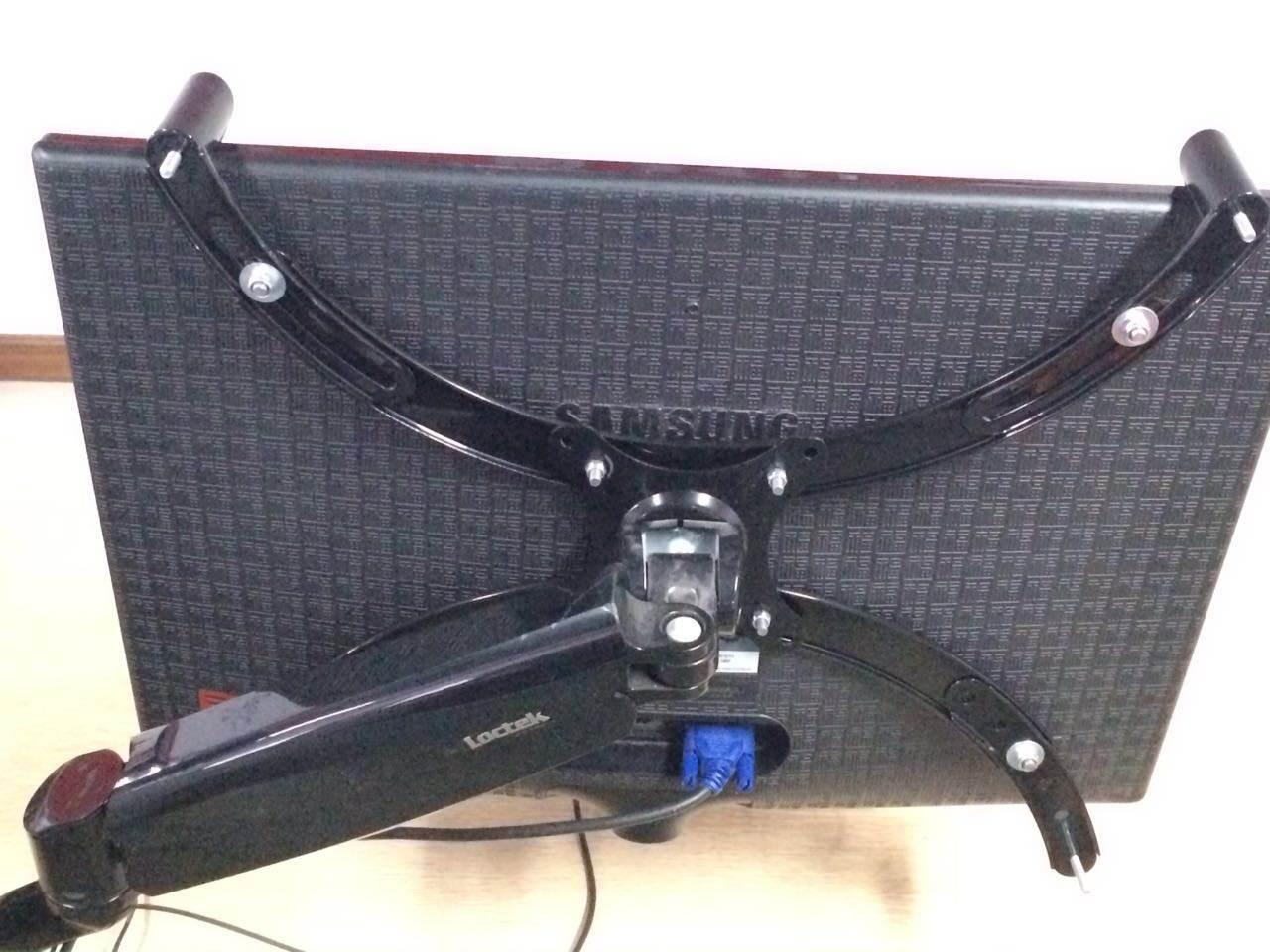 non-vesa monitor adapter mount kit
