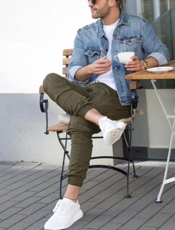 What color shirts go with olive green pants? - Quora