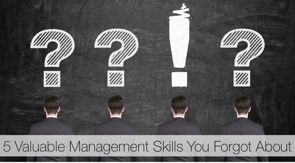 what are some examples of project management skills