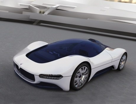 What is a concept car