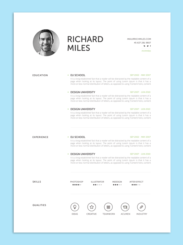 How To Build A Creative Career Resume That Can Help Me Get A Good