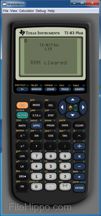 Can I find a virtual TI calculator, just like in Khan Academy math