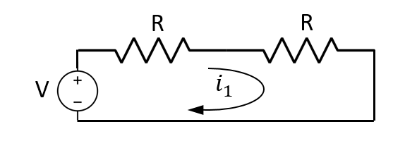 two wires  same length and diameter  are fist connected in