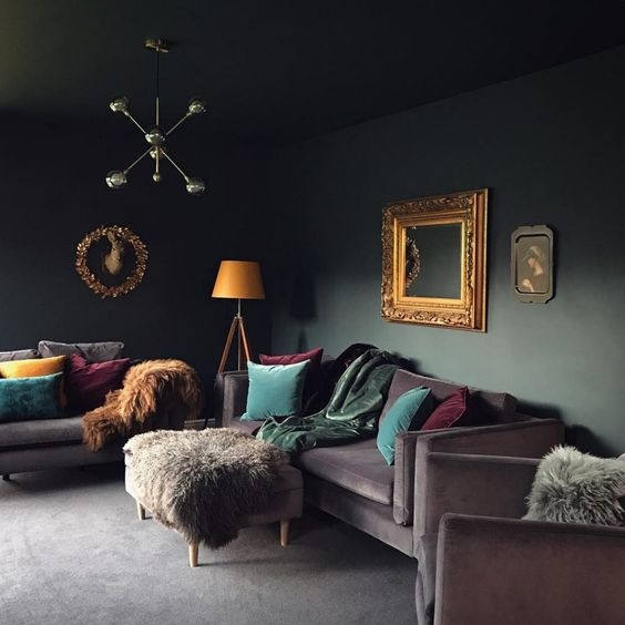 Best Ways To Redecorate With Green: What Is The Best Way To Decorate Olive Green Walls?