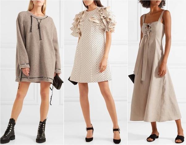 17c2864f82d3 What color shoes should I wear with a beige dress  - Quora
