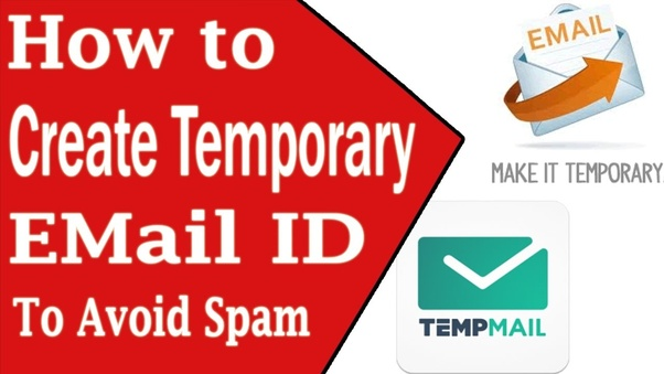 What is the way to create a temporary email address? - Quora