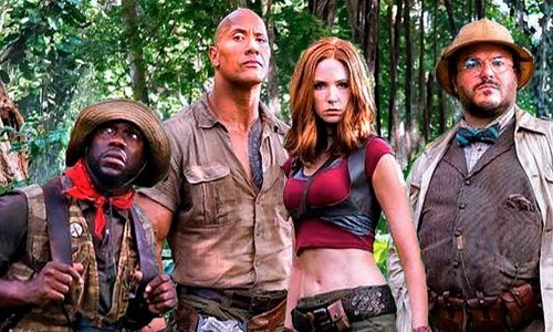 jumanji welcome to the jungle 2017 full movie torrent download