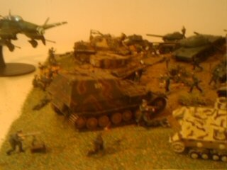 What should I use to paint toy soldiers? - Quora
