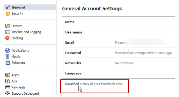 Can you permanently deactivate or delete a Facebook account