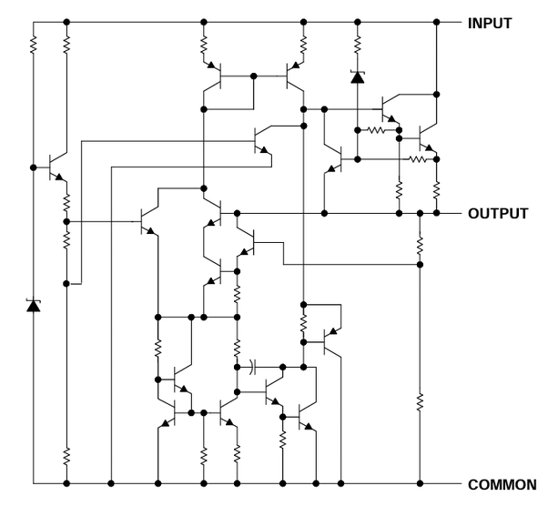 Is a voltage regulator possible without a Zener diode? - Quora