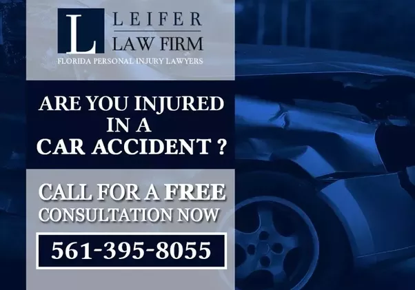 I am in a no fault state what does that mean for a car for Florida motor vehicle no fault law