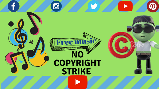 How to upload music on YouTube without getting copyright