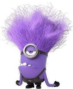 What are some TV or movie characters with purple hair? - Quora