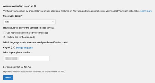 Why won't YouTube let me upload a custom thumbnail? - Quora