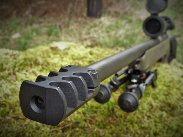 What is the difference between a compensator and a muzzle brake? - Quora