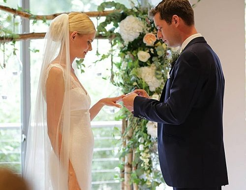 What are the order of events for a traditional wedding ceremony? - Quora