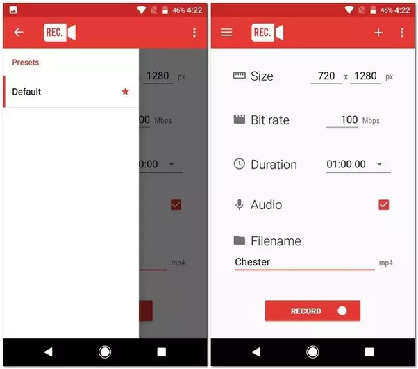 Which is the best screen recording app for Android? - Quora