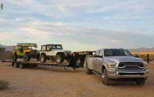 Why would anyone buy a Dually pickup truck? Why not buy a