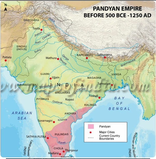 Meaning For Warriors In Tamil: What Ancient Empire Besides The Roman Empire Lasted A