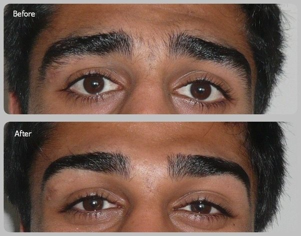 What is your opinion on men getting their eyebrows done ...