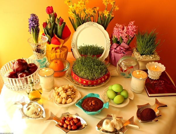 What Is The Significance Of The 7 Items On The Haft Sin Table For